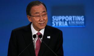 Журналисты поймали экс-генсека ООН на взятках