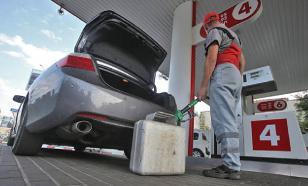 Цена на бензин поднимется до 60 рублей