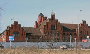 Заключенные покинут Тевтонский замок в Калининградской области в 2020 году