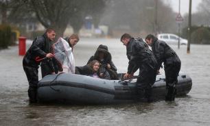 В Хабаровске ожидают пятую волну паводка