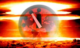 """Ученые: """"Часы Судного дня"""" остановлены за три минуты до Армагеддона"""