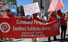 Коммунизм можно уничтожить в России, но не в США