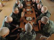 Армия упала под шведский стол