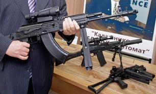 """Концерн """"Калашников"""" готовит замену легендарной винтовке Драгунова"""