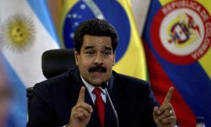 Мадуро выступил против попыток отстранения президента Бразилии Дилмы Русеф