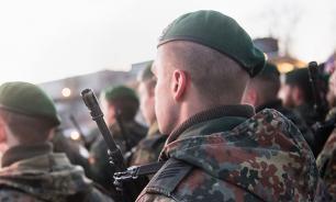 Солдата НАТО арестовали в литовской столице за разбой