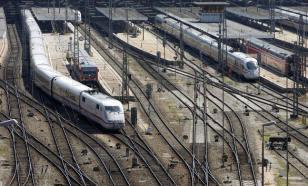 Украденный кабель задержал 50 поездов в окрестностях Барселоны