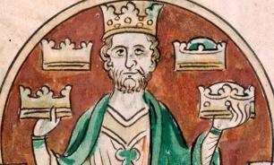 Могила короля Артура оказалась фальшивкой