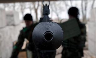 Украинские снайперы обстреляли село на юге ДНР: есть пострадавшие