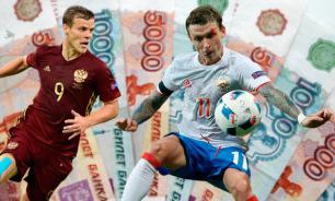 Результат на Евро-2016 не сказался на зарплате Мамаева и Кокорина