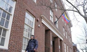 В посольстве Венесуэлы в США отключили свет