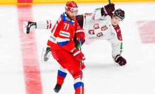 Григоренко забросил четвертую шайбу сборной России в матче против США