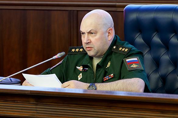 Почему командующий ВКС РФ будет сменен