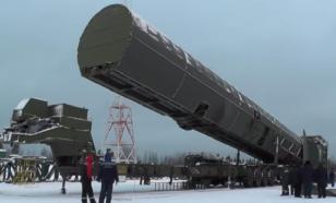 """Американцы назвали комплекс РС-28 """"Сармат"""" выдающейся ракетной системой"""
