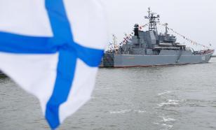 Путин: служба на море по плечу только храбрым и стойким людям
