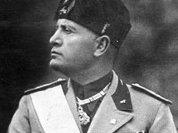 Пророчество Муссолини начинает сбываться
