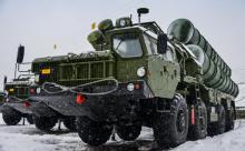 """ПВО Крыма дан приказ сбивать украинские """"объекты"""""""