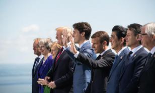 G7 готова усилить антироссийские санкции