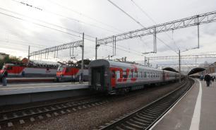 В Петербурге пассажиры выпрыгивали из поезда на ходу