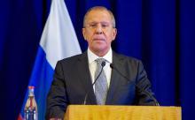 Эксперт: Лавров не может быть министром иностранных дел после признания Порошенко