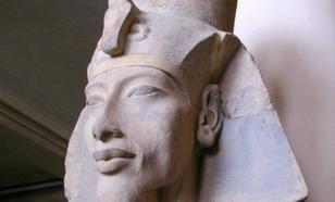 Царь-революционер: археологи нашли голову мужа Нефертити