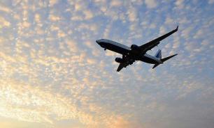 Пассажир рейса Ереван - Москва сообщил о бомбе на борту