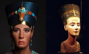 Это расизм? Ученые превратили Нефертити в Белоснежку
