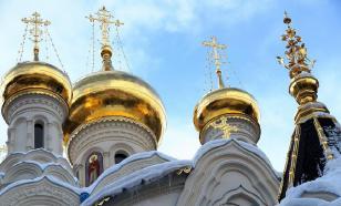 Константинополь разрушает православие