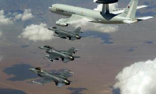 В Москве рассказали, чем могут закончиться полеты авиации НАТО у границ России