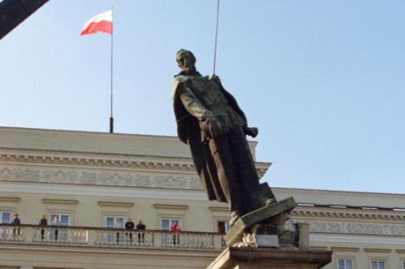В Польше за 20 лет демонтировали порядка 500 советских памятников