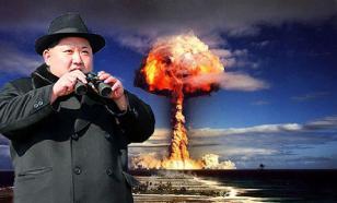 В КНДР в присутствии Ким Чен Ына прошли испытания систем залпового огня