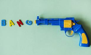 Школьник ранил одноклассницу из игрушечного пистолета