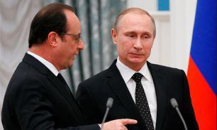 Франция обещает России перемены в октябре