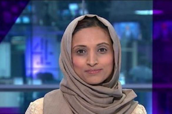 В Британии скандал: О теракте в Ницце рассказала ведущая в хиджабе