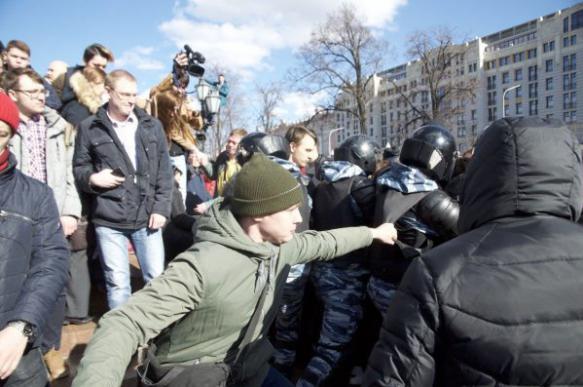 Вот такая неожиданность: Запад все понял о протестах в России