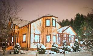 Цены на дома в Барвихе доходят до нескольких миллиардов рублей