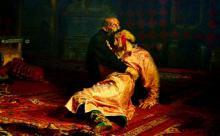 Иван Васильевич подвергся репрессии