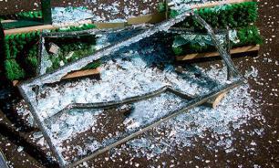 Аварийная крылатая ракета выбила стекла в поселке Сопки