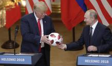 Встреча Путина и Трампа в Хельсинки: подробности