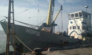"""Моряков захваченного судна """"Норд"""" заставляют стать украинцами"""