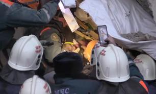 Спасенный из-под завалов в Магнитогорске Ваня Фокин очнулся в больнице