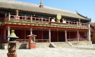 Первый детский монастырь в Монголии: к малолетним Буддам прислушивается все население