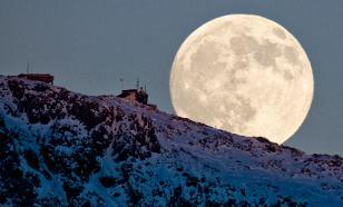Ученые определили возраст Луны по собранному грунту