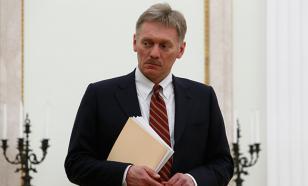 Песков об ответе России на новые санкции США: торопиться не будем