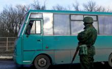 ДНР: В планах Киева сбить вертолет с делегацией из ЕС