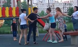 Росгвардия с трудом остановила драку пьяных матерей на детской площадке