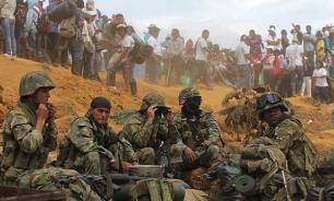 В Колумбии неизвестные атаковали военную базу