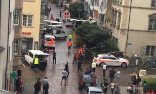 Резня бензопилой в Швейцарии: есть пострадавшие