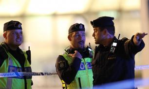 Шведские полицейские случайно взорвали свой склад