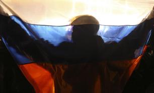 Липецк к праздникам украсили триколорами трех государств - но только не России
